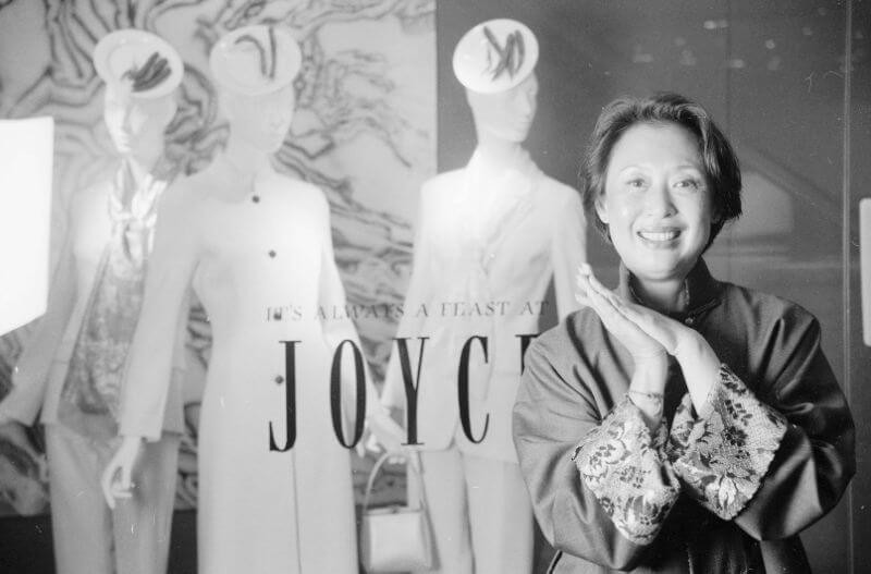 Joyce Ma - The Asian Doyenne of Fashion Retail